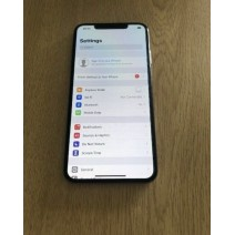 iPhone XS Max 64 Gb Silver (Chip unlock)